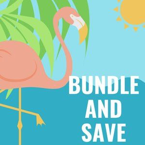 Make a bundle of 2+ items and save 20%